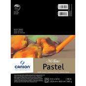 "Earth Tones 24 Sheets - Canson Mi-Teintes Pastels Paper Pad 9""X12"""