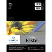 "Gray Tones 24 Sheets - Canson Mi-Teintes Pastels Paper Pad 9""X12"""