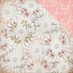 "Kasa - Hanami Garden Double-Sided Cardstock 12""X12"""