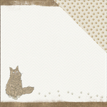 "Kitty - Pawfect Double-Sided Cardstock 12""X12"""
