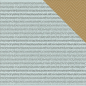 """Pawsome - Pawfect Double-Sided Cardstock 12""""X12"""""""