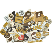 Dog - Pawfect Collectables Cardstock Die-Cuts