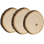 Basswood Country Round Coaster