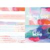 """Artist; Blank - Kaiser Style Cards W/Envelopes 4""""X6"""" 8/Pkg"""