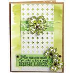 Celtic St. Patrick's Day - Sizzix Clear Stamps By Katelyn Lizardi