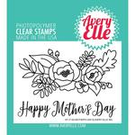 "Mother's Day - Avery Elle Clear Stamp Set 4""X3"""