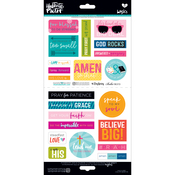 Go & Tell 2 - Illustrated Faith Basics Elements Stickers