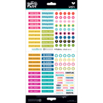 Planner Pieces - Illustrated Faith Basics Elements Stickers