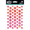 Apple Of My Eye - Illustrated Faith Basics Mini Hexies Epoxy Stickers
