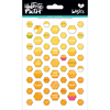Bananas For You - Illustrated Faith Basics Mini Hexies Epoxy Stickers