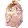 Birdcage Favor Box - Sizzix Thinlits Dies 2/Pkg By David Tutera