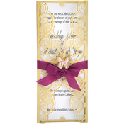 Invitation Wrapper - Sizzix Thinlits Dies 6/Pkg By David Tutera