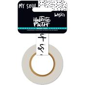 "Well With My Soul - Illustrated Faith Basics Washi Tape .625""X30'"