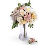 Bouquet & Boutonniere - Sizzix DIY Kit By David Tutera