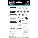 """Faith Planner - Illustrated Faith Basics Stamps 4""""X6"""""""