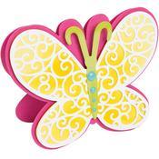 Butterfly Fold-Its - Sizzix Framelits Dies By Stephanie Barnard 7/Pkg