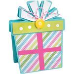 Gift Fold-Its - Sizzix Framelits Dies By Stephanie Barnard 6/Pkg
