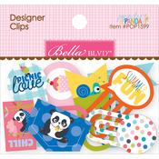 Popsicles & Pandas Designer Clips