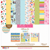 Popsicles & Pandas Collection Kit - Bella Blvd