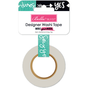 Say Yes - Make Your Mark Washi Tape .625""