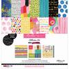 "Make Your Mark W/Gold Foil - Bella Blvd Collection Kit 12""X12"""