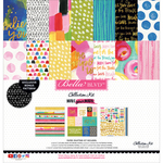 "Make Your Mark W/Gold Foil - Bella Blvd Collection Kit 12""X12"""