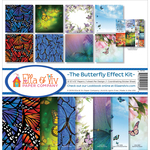 """The Butterfly Effect - Ella & Viv Collection Kit 12""""X12"""""""