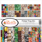 "Tinker Tray - Ella & Viv Collection Kit 12""X12"""