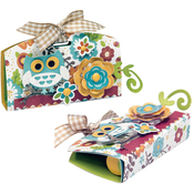 Lip Balm Holder - Sizzix Thinlits Die By Lori Whitlock 13/Pkg