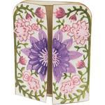 Flower Card Edge - Sizzix Thinlits Dies By Katelyn Lizardi 5/Pkg
