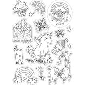 Follow Your Dreams - Sizzix Coloring Stickers By Katelyn Lizardi