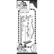 Flower Swing - Find It Trading Yvonne Creations Pretty Pierrot Die