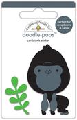 At The Zoo Gus Gorilla - Doodlebug Doodle-Pops