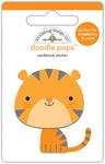 At The Zoo Tommy Tiger - Doodlebug Doodle-Pops