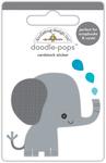 At The Zoo Eddie Elephant - Doodlebug Doodle-Pops