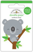 At The Zoo KC Koala - Doodlebug Doodle-Pops