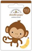 At The Zoo Monkey Mike - Doodlebug Doodle-Pops