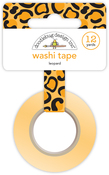 Leopard - At The Zoo Washi Tape