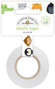 Zoo Animals - At The Zoo Washi Tape