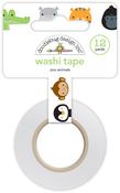 Zoo Animals - At The Zoo Washi Tape