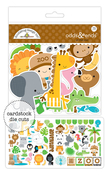 At The Zoo - Doodlebug Odds & Ends Die-Cuts