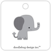 Ellie At The Zoo Collectible Enamel Pin Doodlebug