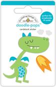 Dragon Tails Puff - Doodlebug Doodle-Pops