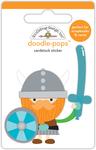 Dragon Tails Wee Warrior - Doodlebug Doodle-Pops