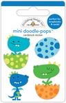 Dragon Tails Dragon Babies - Doodlebug Doodle-Pops