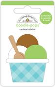 Dragon Tails Triple Scoop - Doodlebug Doodle-Pops