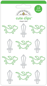 Dragon Tails - Doodlebug Cute Clips
