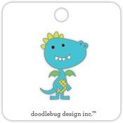 Dragon Collectible Enamel Pin Doodlebug