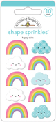 Fairy Tale Happy Skies - Doodlebug Sprinkles
