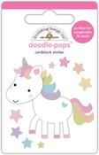 Fairy Tale Unicorn - Doodlebug Doodle-Pops